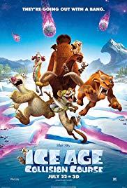 Ice Age 5- Collision Course ไอซ์ เอจ 5- ผจญอุกกาบาตสุดอลเวง 2016