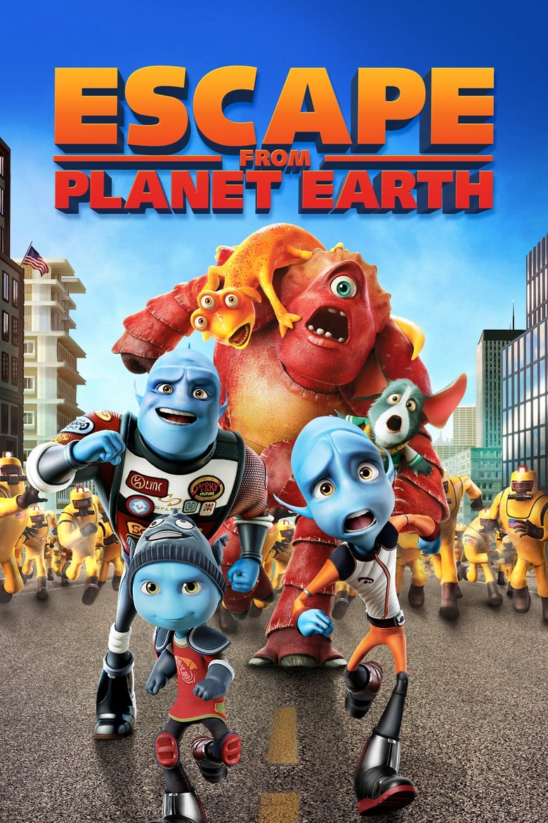 Escape From Planet Earth แก๊งเอเลี่ยน ป่วนหนีโลก 2013