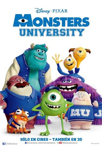 Monster University มหา'ลัยมอนสเตอร์ 2013