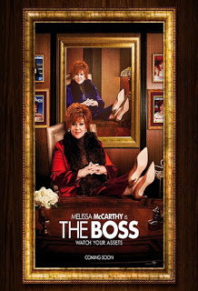 The Boss (2016) บอสซี่ บอสซ่าส์