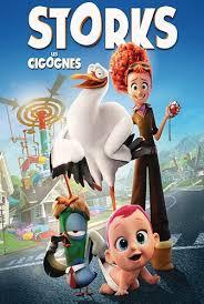 Storks (2016) บริการนกกระสาเบบี๋เดลิเวอรี่