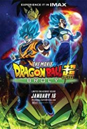 Dragon Ball Super: Broly (2019) ดราก้อนบอล ซูเปอร์ โบรลี่