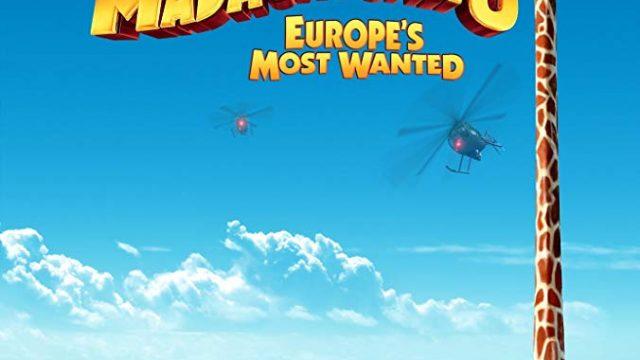 Madagascar 3: Europe's Most Wanted (2012) มาดากัสการ์ 3 ข้ามป่าไปซ่าส์ยุโรป