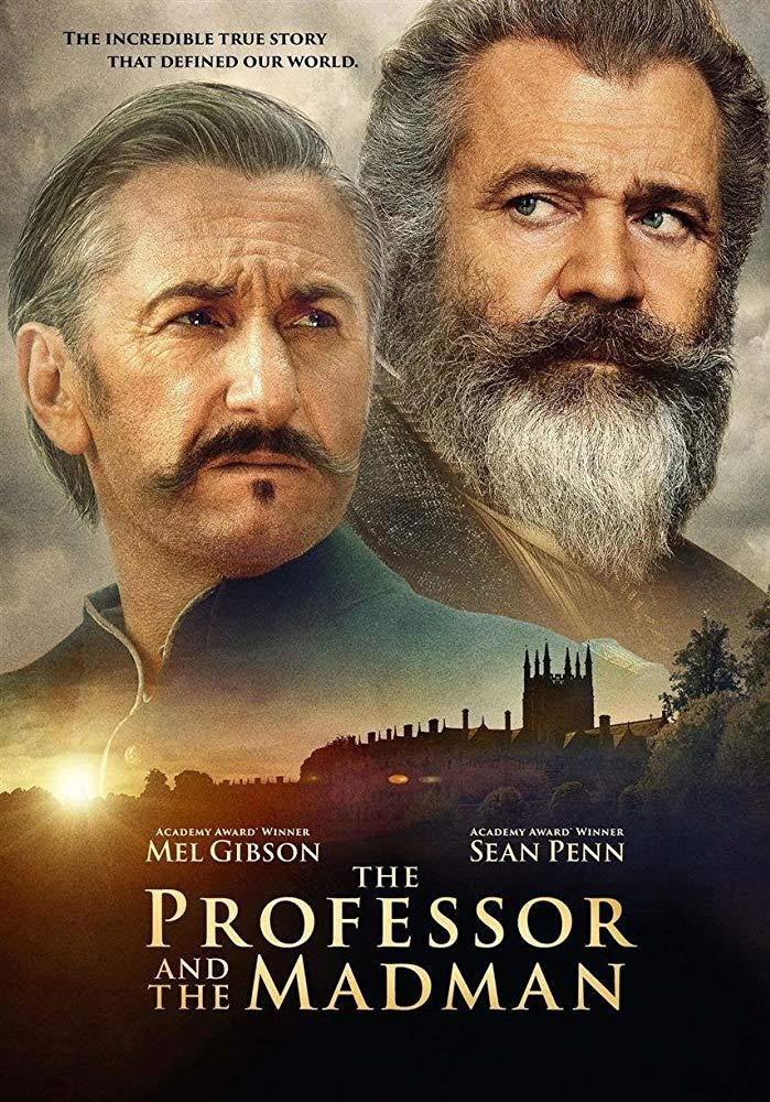 The Professor and the Madman (2019) ศาสตราจารย์และคนบ้า