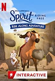 Spirit Riding Free Ride Along Adventure (2020) สปิริตผจญภัย ขี่ม้าผจญภัย   Netflix