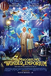 MR.MAGORIUM'S WONDER EMPORIUM (2007) มหัศจรรย์ร้านของเล่นพิลึกโลก