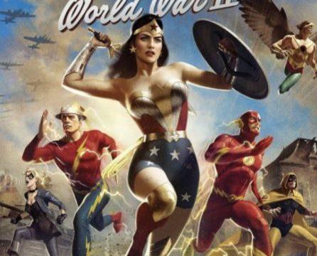 Justice Society World War II (2021)