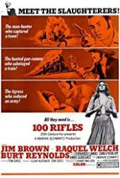 100 Rifles (1969) ศึกเม็กซิกัน