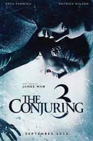 THE CONJURING THE DEVIL MADE ME DO IT (2021) เดอะ คอนเจอริ่ง คนเรียกผี 3 มัจจุราชบงการ