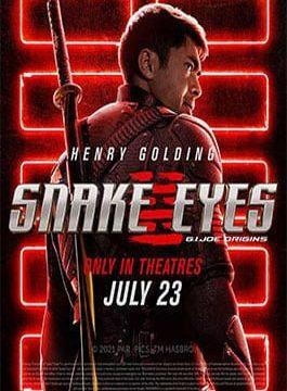 Snake Eyes G.I. Joe Origins (2021) จี.ไอ.โจ สเนคอายส์