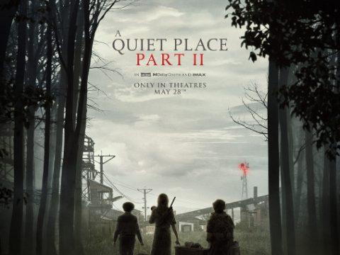 A Quiet Place Part 2 (2021) ดินแดนไร้เสียง